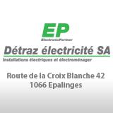 Détraz Electricité SA